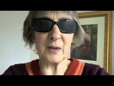 ▶ Pinhole glasses - What they do and how they can be used in Bates practices. A channel of 42 short videos for natural eyesight improvement. The Bates method