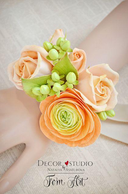 Браслет, браслеты, браслет свадебный, браслет на руку, браслет невесты, браслет для невесты, браслет для подружек, Блюмен, Наталья Асатурова, браслеты свадебные, свадьба, украшение на свадьбу