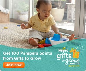 10 Pampers Gifts To Grow Points via heyitsfree.net