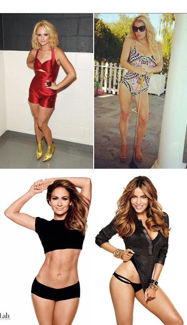 2015 Weight Loss: 20 Star Diet Tips From Miranda Lambert, Nicki Minaj & More...