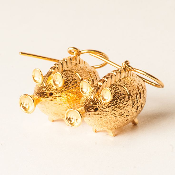 The Rattle earrings..Inspiration The Ancient Greek baby rattle