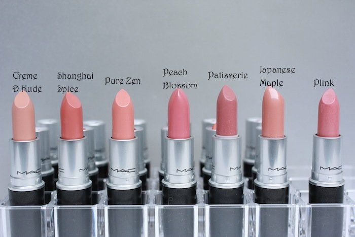 All mac-lipstick-swatch
