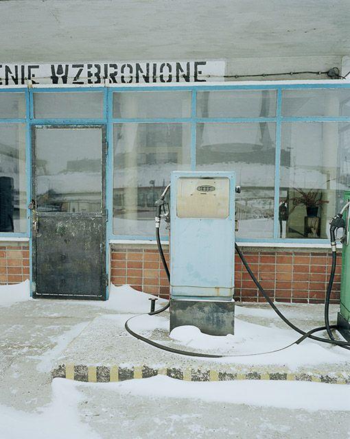 """Wystawa """"Miejsca odległe"""" 6.07.2012 - 9.09.2012"""