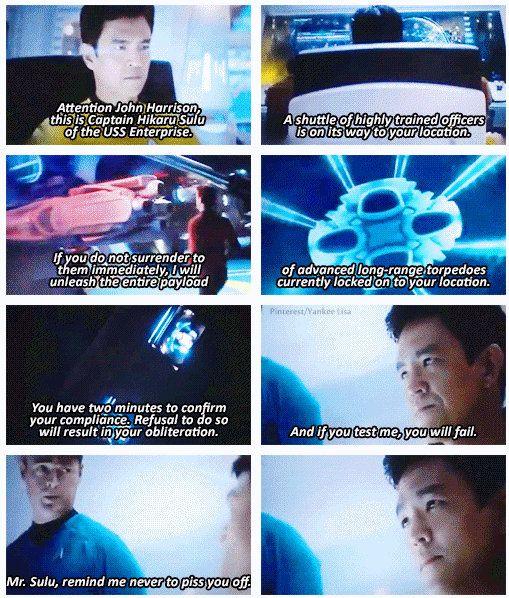 Star Trek Into Darkness - my favorite scene