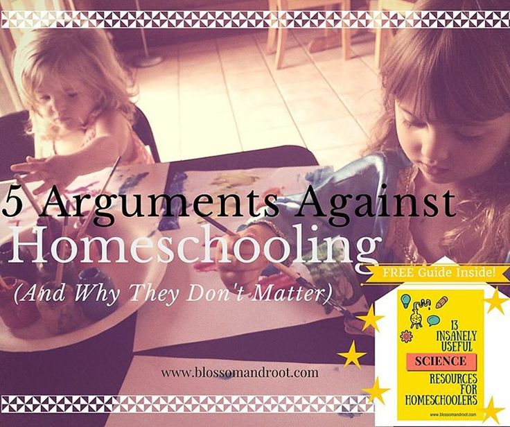 best home education articles and images  on the blog today 5 arguments against homeschooling and whyhellip