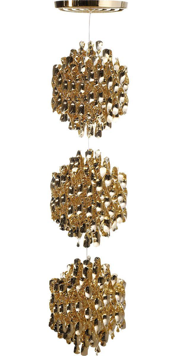 SPIRAL SP3 - Pendant designed in 1969 by Verner Panton