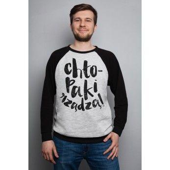 Bluzy dla taty i dziecka Chłopaki / Dziewczyny rządzą