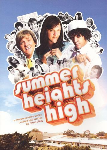 Summer Heights High [WS] [2 Discs] [DVD]