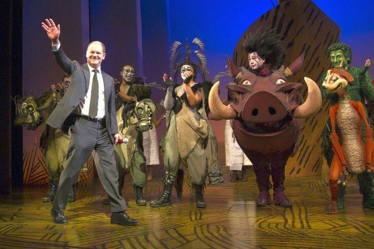Hyènes, Timon, Pumba, comédie musicale Le Roi LIon | Rey ...