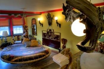 Dragon's Lair - adventure suites, north conway nh