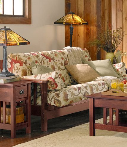 Futon Slipcover Slipcovers Free Shipping At L L Bean