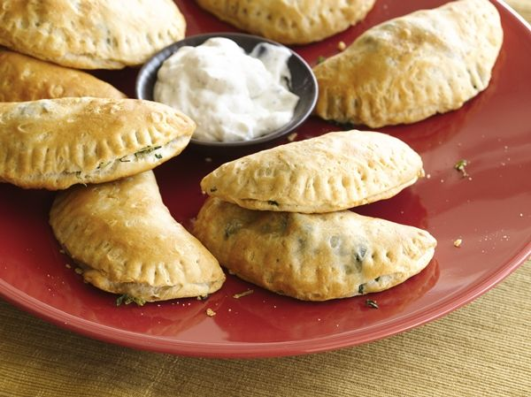 σπανάκι, τυρί φέτα και σώς, #filo #pie #Pillsbury