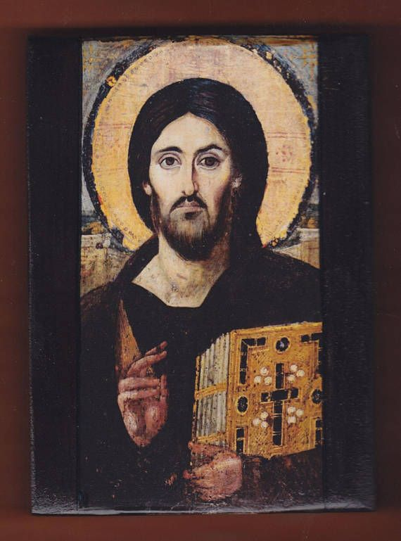 Christ Pantocrator Monastery of St. Catherine of Sinai