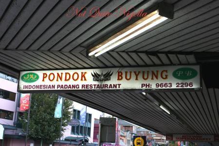 Pondok+Buyung+Indonesian+Padang+restaurant,+Kensington