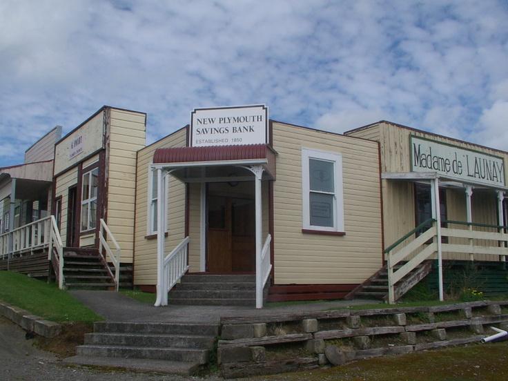 Taranaki Pioneer Village, Stratford NZ