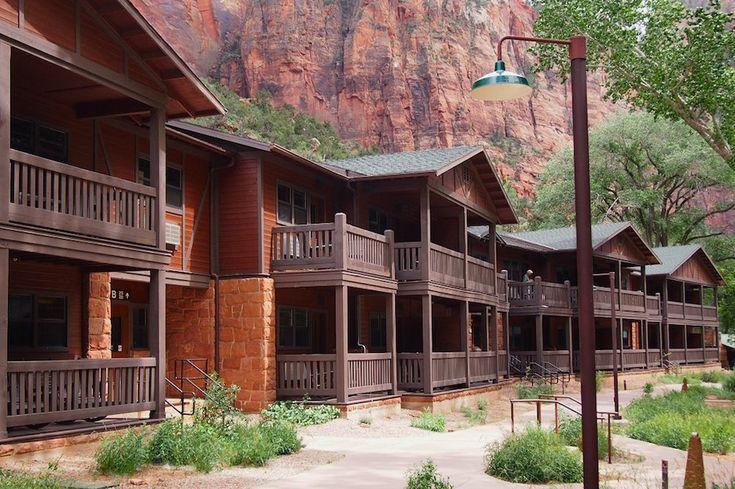 National Park Lodges - Zion Lodge