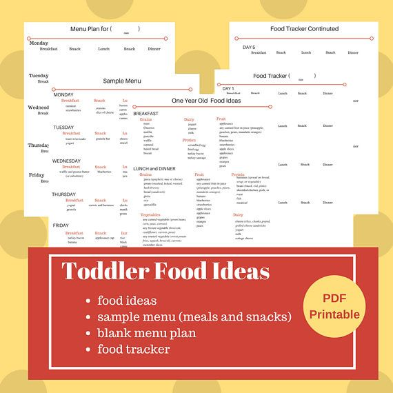 Best  One Year Old Meal Plan Ideas On    Year Old