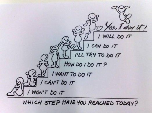 Another pinner said: Tomorrow is always another day to make things better. When in doubt, go UP <3: Babystep, Quote, Poster, Daily Motivation, Selfesteem, Step By Step, Yes I Can, Baby Step, Kid