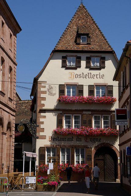 Rue du sel h tel du cygne wissembourg france france for Hotels wissembourg