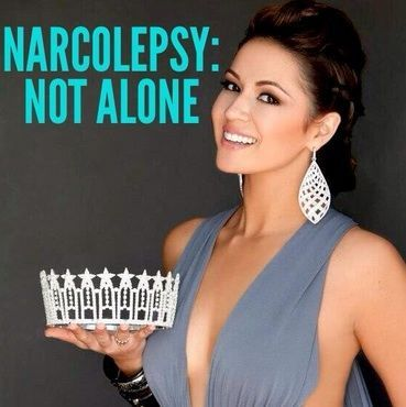Beauty queen Kristen joins the campaign from Louisiana! #WorldSleepDay #NarcolepsyNotAlone #Narcolepsy @Project_Sleep
