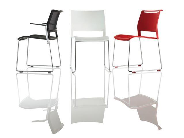 TIPO mesh stacking chair by AXONA AICHI - available at KE-ZU.