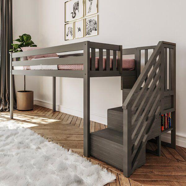 Twin Low Loft Beds