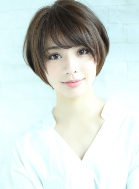 大人美人にカット【AFLOATJAPAN】http://beautynavi.woman.excite.co.jp/style/detail/51862?pint≪ #shorthair #shortstyle #shorthairstyle #hairstyle・ショート・ヘアスタイル・髪形・髪型≫