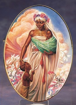 Ebony visions devoted love by thomas blackshear
