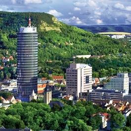 Jena, Thuringia, Germany #thueringen #thueringenentdecken #wanderlust