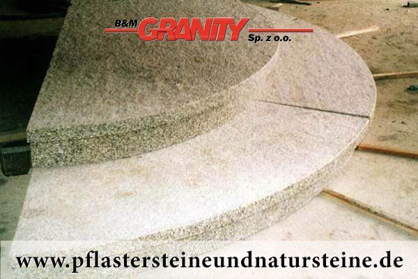 Company B M Granity Stairs Made Of Different Natural Stones Have So Many Forms Everything Depends On The Creative Vision Here You Have Natural Stones Stairs Stone