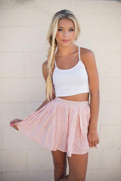 Talia Skirt.