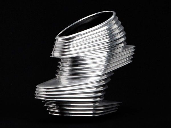 Behold! An Impossible Looking Futuristic Shoe