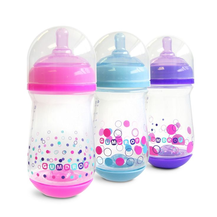 The First Years Gumdrop Wide Neck Bottle - Best Baby Bottles for 2013 - New York Family