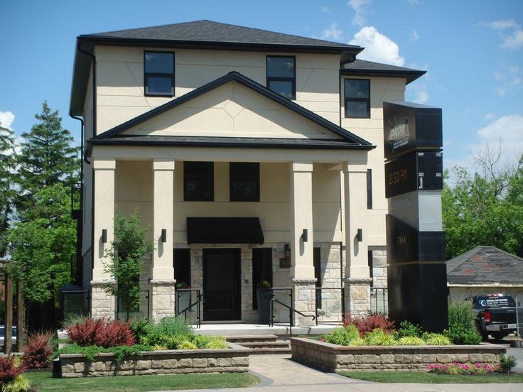 PHPA Office building at 3964 Portage Road in Niagara Falls, Ontario, Canada.