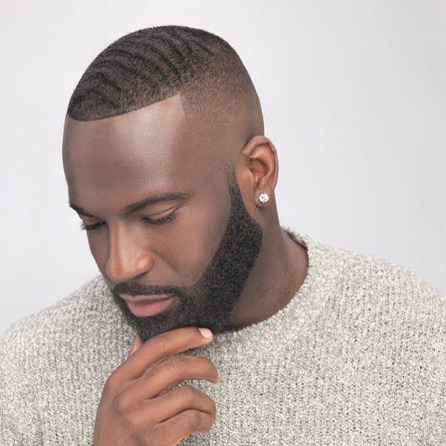 Fresh Bald Fade for this gentleman flawlessly executed by @mrfirefades ... Definitely a good look!  . . Model: @rasheedibrahim_ . . . #BaldFade #SkinFade #Bearded . #MensHaircut #ClassicCut #MensHair . #MensHairstyle #MensGrooming . #DallasBarber #TexasBarbers #TXBarber . #MrFireFades #BarberLessons . .  @barberlessons_ x @mrfirefades