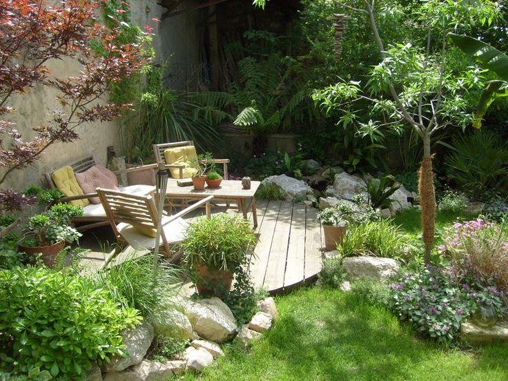Une terrasse ensoleillée privilégiée
