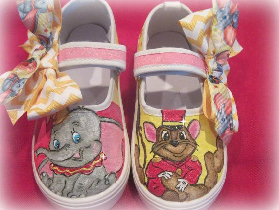 Custom Hand Painted Shoes by BunnyToes1998 on Etsy, $45.00