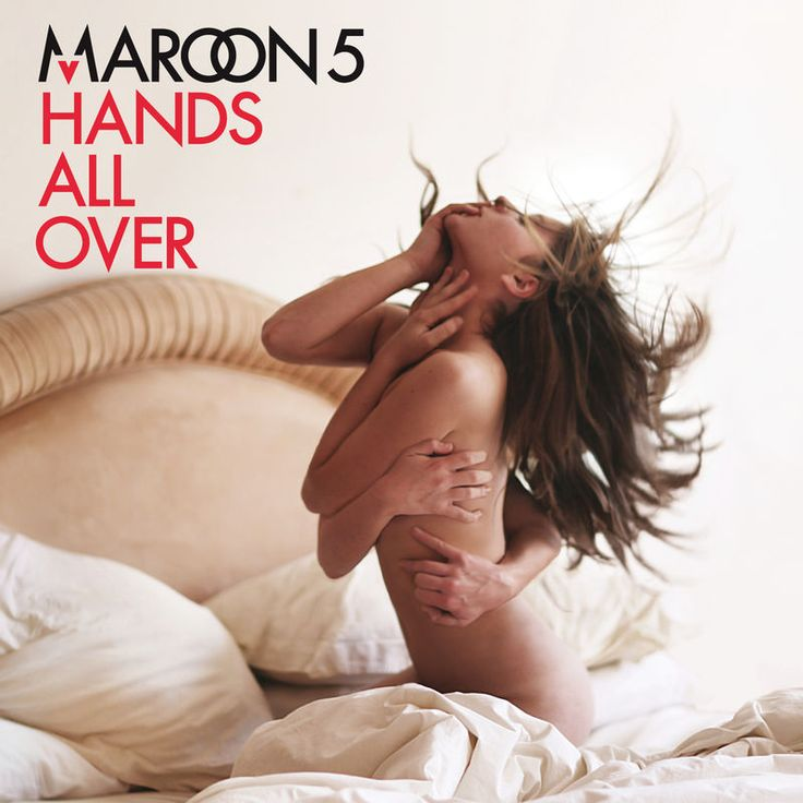 Moves Like Jagger (Studio Recording From The Voice Performance) by Maroon 5 - Hands All Over