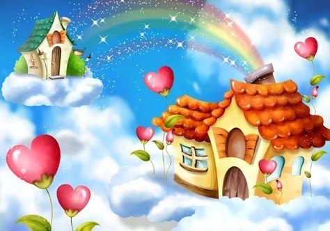 la leyenda del arcoiris #leyendas #cuentos