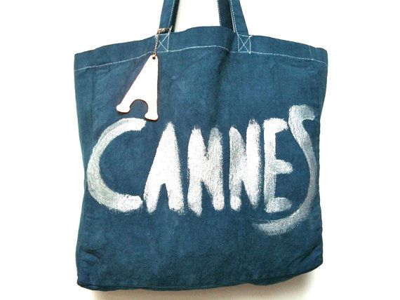 Cannes Shoulder BAG / My Little French Shop by MyLittleFrenchShop, $89.00