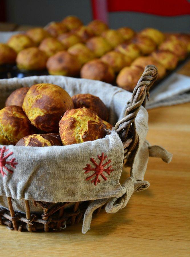 mauricettes courge butternut noix et cantal