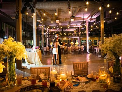Stockyards Station Fort Worth Texas Wedding Venues 2