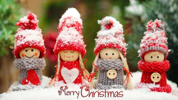 Поздравление с Рождеством на английском открытка