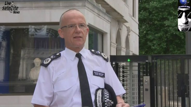 London Met Office Update on Incident in United Kingdom