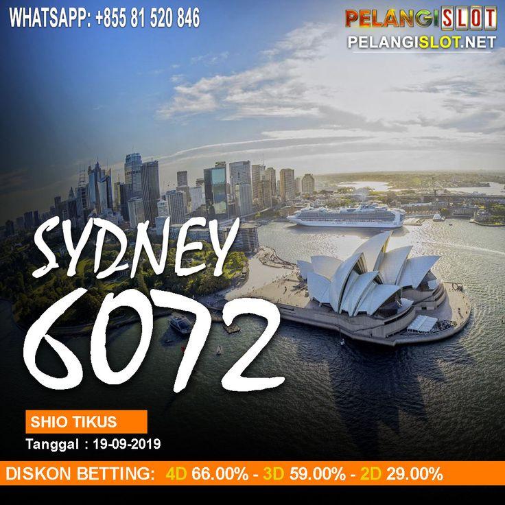 RESULT SYDNEY POOLS 19 SEPTEMBER 2019 | Pelangi, Tanggal, Kuda