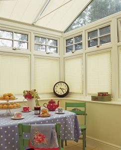 Thomas Sanderson Conservatory Blinds For Summer