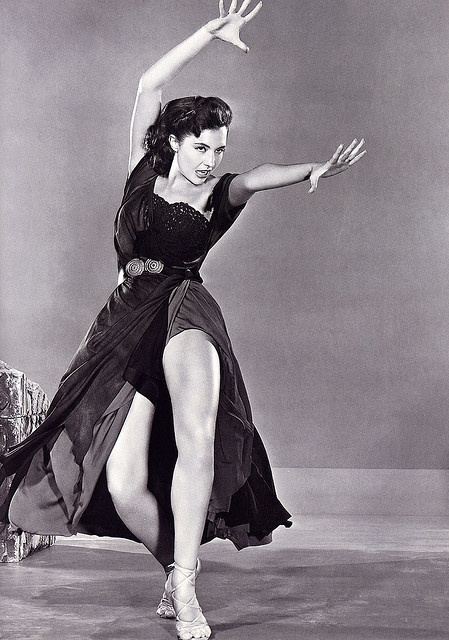 Cyd Charisse - In 1952, she had a $5-million insurance policy accepted on her legs.