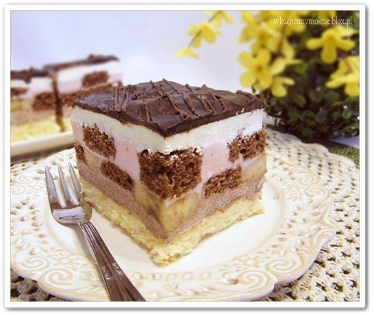 ciasto architekta