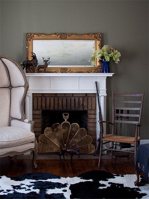 36 best Fireplace Mantels images on Pinterest   Fireplace ideas ...