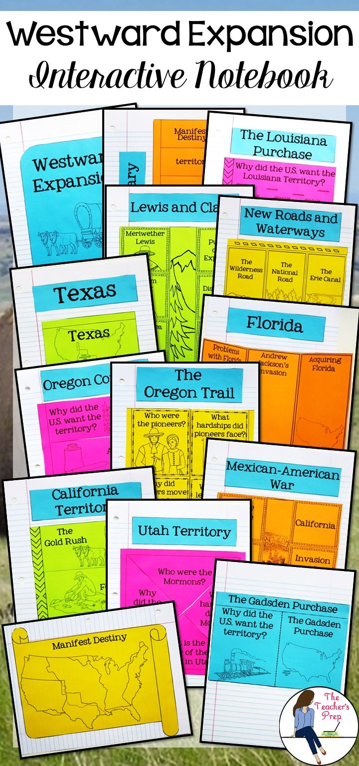 Old Mr Bruces History Westward Expansion Quia Class Page Westward - Us westward expansion purchases maps